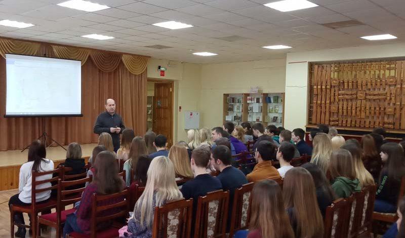 Студенты ВВКИФПУ посетили очередное мероприятие.